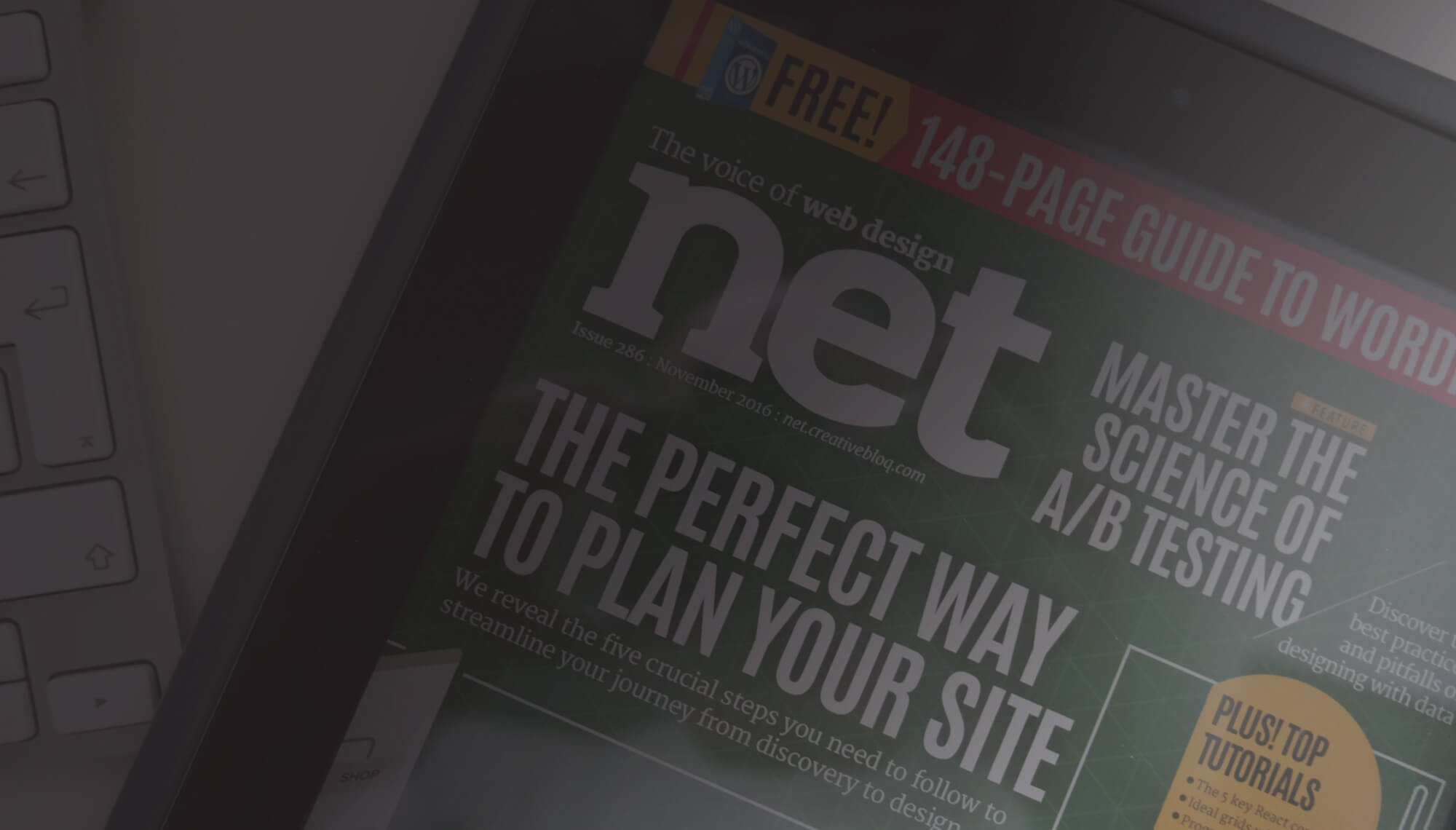 Five critical steps before the web design phase