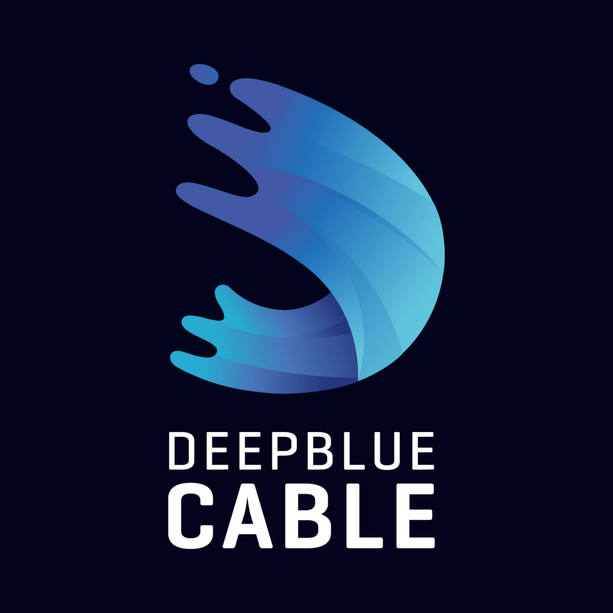 Deep Blue Cable logo